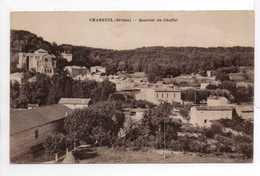 - CPA CHABEUIL (26) - Quartier Du Chaffal - - Altri Comuni