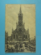 St-Gilles Bruxelles Eglise, Style Roman Le Marché - St-Gillis - St-Gilles