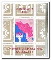 Yougoslavië 1984, Postfris MNH, Olympic Winter Games - Ongebruikt