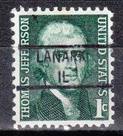 USA Precancel Vorausentwertung Preo, Locals Illinois, Lanark 841 - Etats-Unis