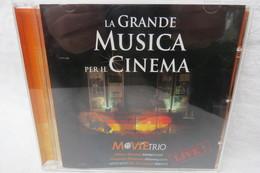 """CD """"MovieTrio"""" La Grande Musica Per Il Cinema, Live! - Soundtracks, Film Music"""