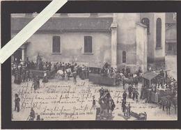 Suisse / Fribourg / Cavalcade Du 5 Juin 1910, Défilé Des Chars - FR Fribourg