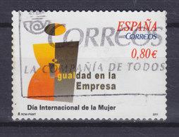 Spain 2011 Mi. 4595    0.80 € Internationales Tag Der Frau - 1931-Heute: 2. Rep. - ... Juan Carlos I