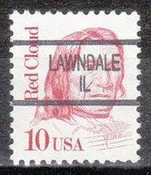 USA Precancel Vorausentwertung Preo, Locals Illinois, Lawndale 904 - Vereinigte Staaten