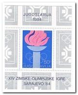 Joegoslavië 1984, Postfris MNH, Olympic Winter Games - Ongebruikt