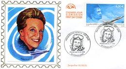 France-FDC 2003-PA Yt 66-Jacqueline Auriol - FDC