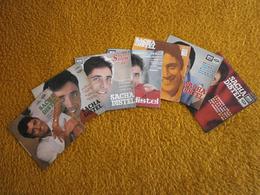 LOT De 7 EP Et 45t - Sacha DISTEL - Vinyles