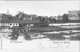 1 CPA 1903 - Une Blanchisserie - Souvenir De Malines - Malines
