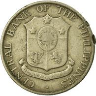 Monnaie, Philippines, 10 Centavos, 1960, TB+, Copper-Nickel-Zinc, KM:188 - Philippines