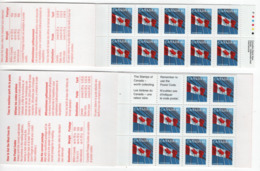 Canada 1995 Y.T.Lib.1416 10 Val.+25val. MNH/** VF - 1952-.... Regno Di Elizabeth II