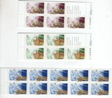 Canada 1998 Y.T.Lib.1620a/22a MNH/** VF - 1952-.... Règne D'Elizabeth II