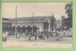 NANCY : La Gare. TBE. 2 Scans. Edition Magasins Réunis - Nancy