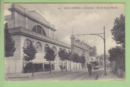 NANCY Thermal Et Attractions : Rue Du Sergent Blandan. 2 Scans. - Nancy