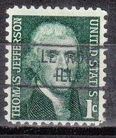 USA Precancel Vorausentwertung Preo, Locals Illinois, Le Roy 802 - Vereinigte Staaten