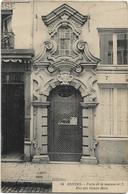 Antwerpen   *  Porte De La Maison, N° 7, Rue Des Douze Mois - Antwerpen