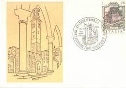 VERONA ANNULLO 20-11-1976 - 48° MANIFESTAZIONE FILATELICA - NIMISMATICA -  (VR) - Verona