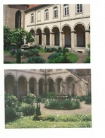 Abbaye De FAVERNEY Haute Saone 70  -2photographies - Macchine Fotografiche