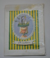 Carte Fantaisie  Ste Catherine Amoureux De Peynet 13X17 ( Carte Avec Son Enveloppe )dans Son Emballage - Peynet