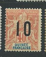 GUINEE  N°  53A  *  TB - Neufs