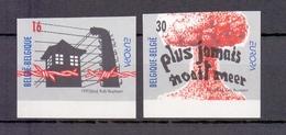 2597/2598 EUROPA  ONGETAND POSTFRIS** 1995 - Belgique