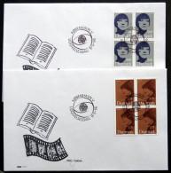 Denmark 1996  EUROPA  FDC  MiNr.1124-1125   ( Lot 6671 ) - FDC