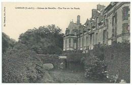 78 Gambais - Chateau De Neuville - Vue Sur Les Fossés - France