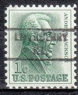 USA Precancel Vorausentwertung Preo, Locals Illinois, Literberry 821 - Vereinigte Staaten