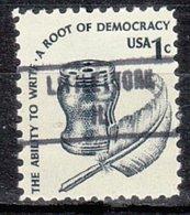 USA Precancel Vorausentwertung Preo, Locals Illinois, Little York 853 - Etats-Unis