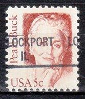 USA Precancel Vorausentwertung Preo, Locals Illinois, Lockport 841 - Etats-Unis