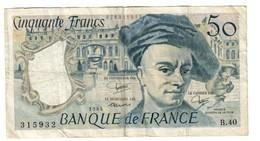 France 50 Francs 1984 - 1962-1997 ''Francs''