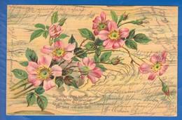 Blumen; Fleurs; 1902 Mit Michel-Nr:68 - Blumen