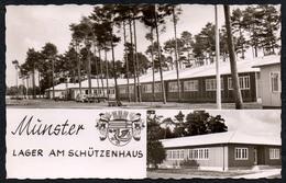 C4650 - Munster - Lager Am Schützenhaus - Foto Schade - Munster