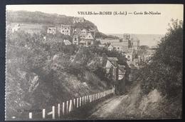 Carte Postale - Veules-les-Roses - Cavée St Nicolas - Blondel-Collé - Veules Les Roses
