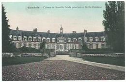 78 Gambais - Chateau De Neuville - Façade Principale - Autres Communes