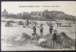 Carte Postale - Veules-les-Roses - Vue Prise à Marée Basse - Blondel-Collé - Veules Les Roses