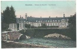 78 Gambais - Chateau De Neuville - Les Douves - Autres Communes