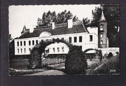 CPSM 59 - BAVAY GUSSIGNIES - Le Château - TB PLAN EDIFICE Et Parc - France