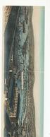 Gran Panorama De Valparaiso 4 Views Tamano Postal  Hand Colored  4 Folded Crad Edit Mattensohn And Grimm - Chili
