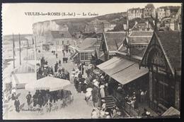Carte Postale - Veules-les-Roses - Le Casino - Blondel-Collé - Veules Les Roses