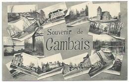 78 Gambais - Souvenir - France
