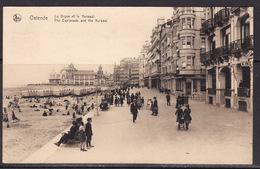Ostende  La Digue Et Le Kursaal - Oostende