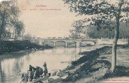 CPA - France - (32) Gers - Auch - Pont Des Chasseurs - Auch