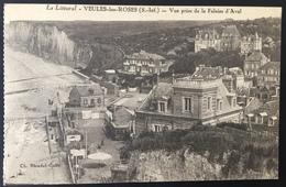Carte Postale - Veules-les-Roses - Vue Prise De La Falaise - Blondel-Collé - Veules Les Roses