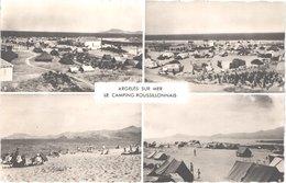FR66 ARGELES SUR MER - Narbo - Le Camping Roussillonnais - Animée - Belle - Argeles Sur Mer