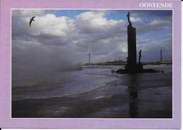 Oostende  Monument Der Zeelieden - Oostende