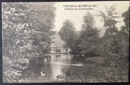 Carte Postale - Veules-les-Roses - L'étang Des Cressonnières - Blondel-Collé - Veules Les Roses