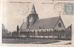 Boisguillaume Eglise De La Trinite     1907 - Rouen