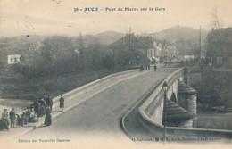 CPA - France - (32) Gers - Auch - Pont De Pierre Sur Le Gers - Auch