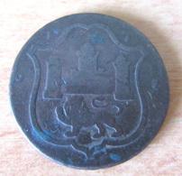 Grande-Bretagne - Token 1/2 Penny Norwich John Harvey 1792 - Métier à Tisser Avec Tisserand - Monetari/ Di Necessità