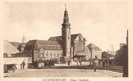 Luxembourg Gare Tramway Tram - Luxemburg - Town